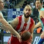 vassilis spanoulis olympiacos final four istanbul 2012