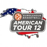 euroleague american tour 2012
