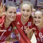 u18 women national team of serbia