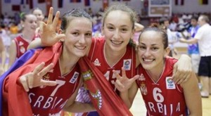 u18 women national team of serbia
