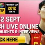 fiba asia cup 2012