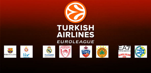 euroleague playoffs 2014