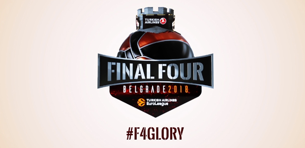 2018 turkish airlines euroleague final four belgrade logo