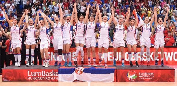 serbia women national team